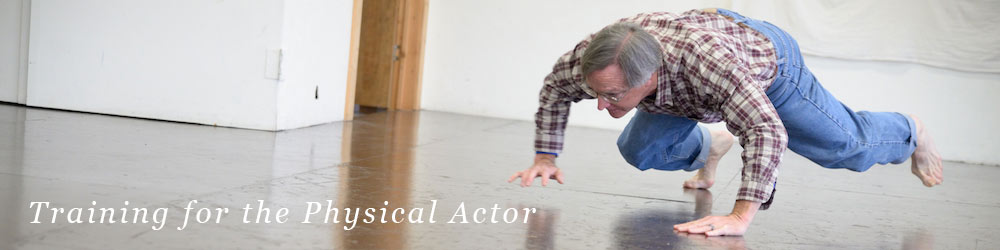 Physical Training for the Actor